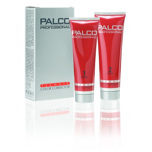 Корректор цвета Palco 1+2 125 ml.