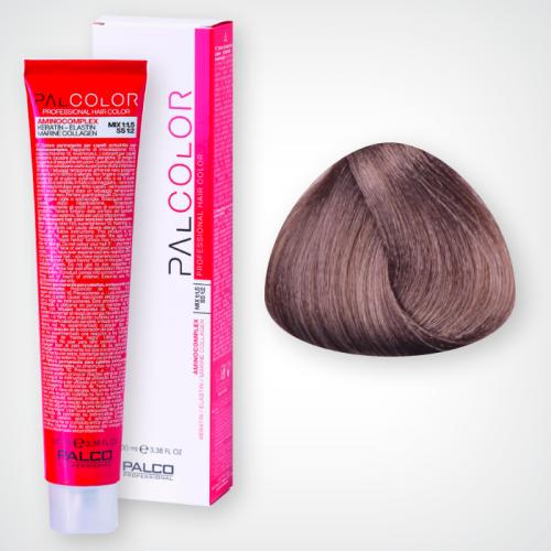Крем-краска для волос PALCO 6,32 блонд тёмный фиолетово-золотистый 100 мл