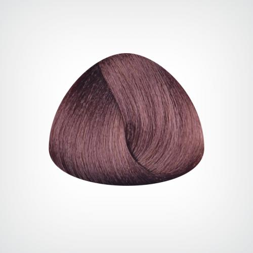 Крем-краска для волос PALCO 6,84 блонд тёмный красно-горячий какао 100 мл