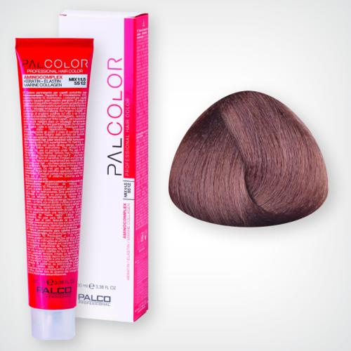 Крем-краска для волос PALCO 7,84 блонд средний красно-горячий какао светлое 100 мл