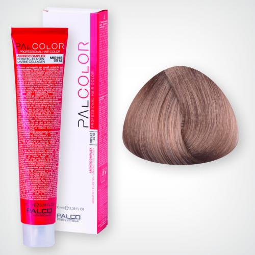 Крем-краска для волос PALCO 8,0 блонд светлый 100 мл