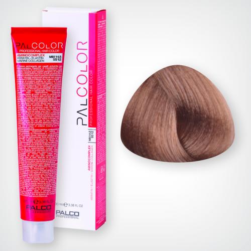 Крем-краска для волос PALCO 8,3 блонд светлый золото 100 мл