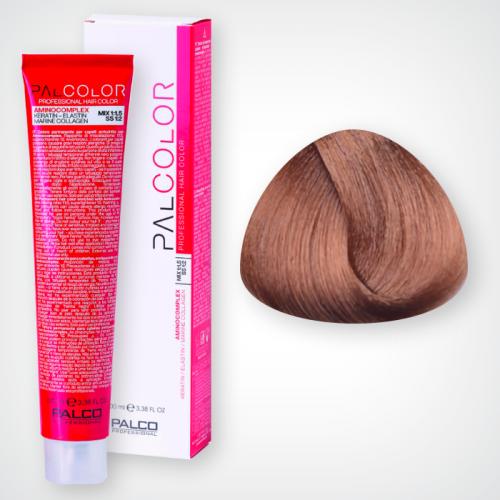 Крем-краска для волос PALCO 8,34 блонд светлый золотисто-медный 100 мл