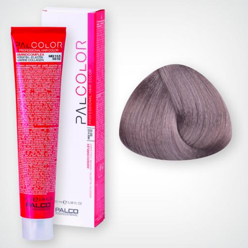 Крем-краска для волос PALCO 9,1 блонд натуральный пепельный 100 мл