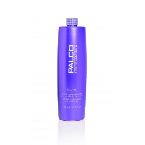 Шампунь для вьющихся волос CURL SOFTENING 1000 мл PALCO