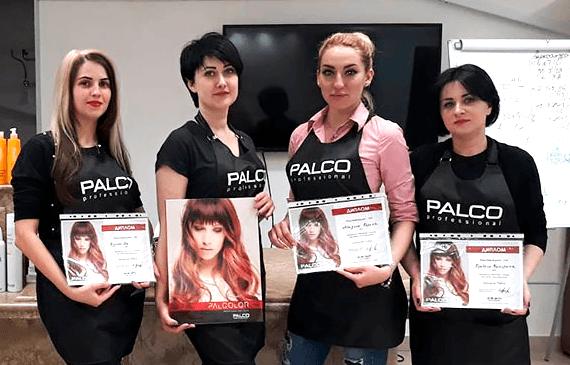 Ценные знания от национального технолога ТМ Palco - Анастасии Азаровой